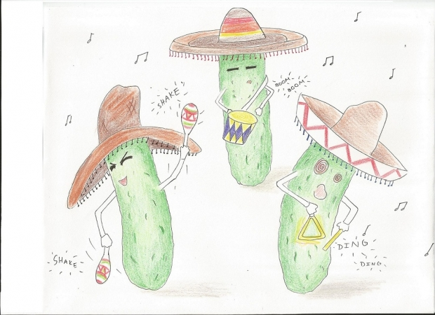Pickles Fiesta!