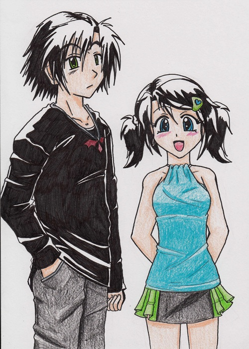 Steven and Anna