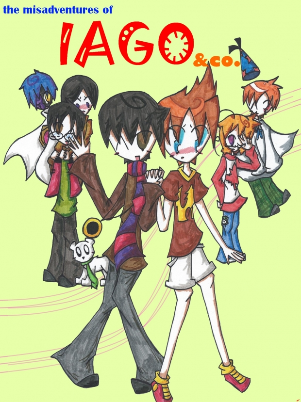 The Misadventures of Iago and Co.