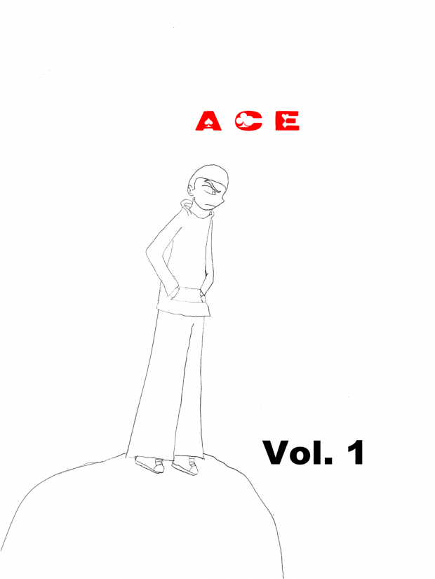 ACE Volume 1 Cover