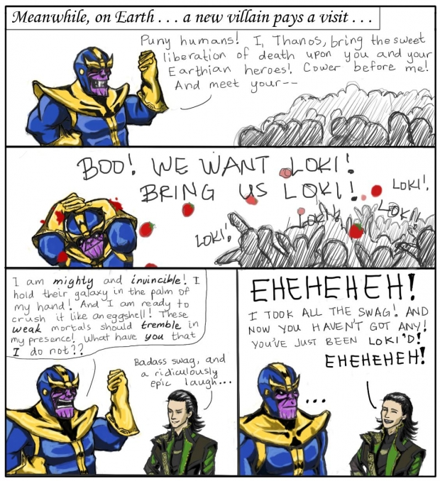 Thanos Rejected