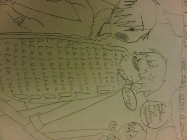 shizuo and izaya hate each other a lot