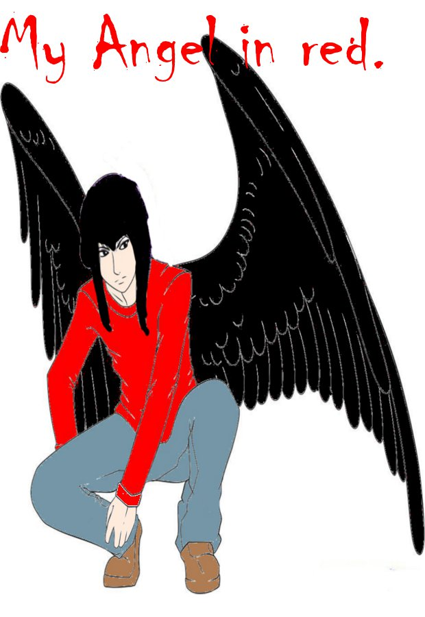 My Angel in Red