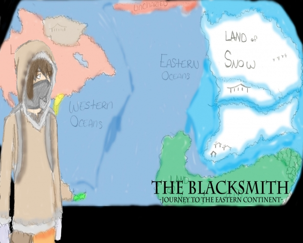 The Blacksmith: Journey to the Eastern Continent