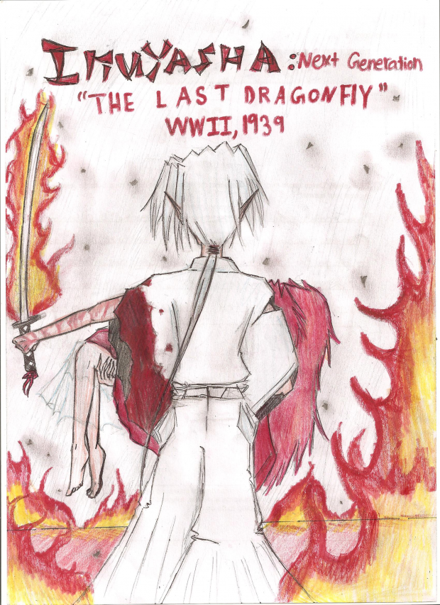 "Inuyasha: Next generation, ""The last dragonfly"""