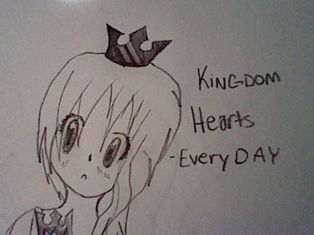 Kingdom Hearts-Every Day