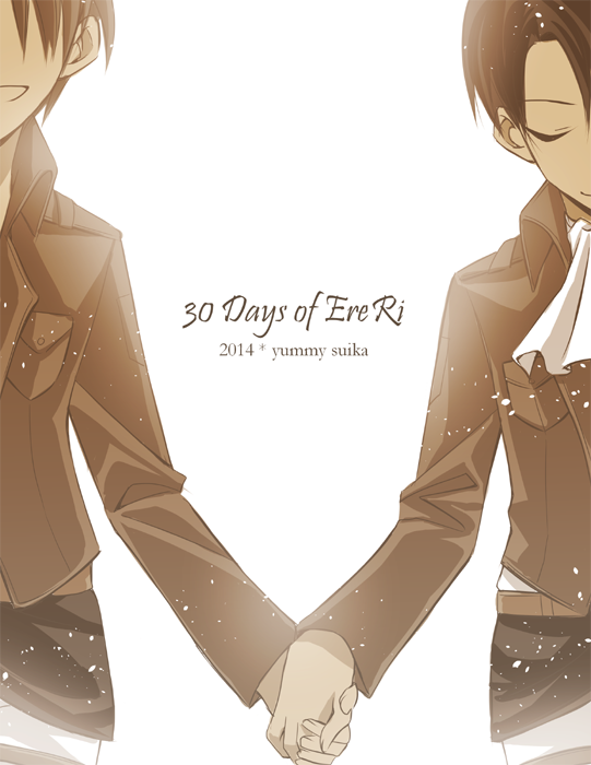 SnK: 30 Days of EreRi