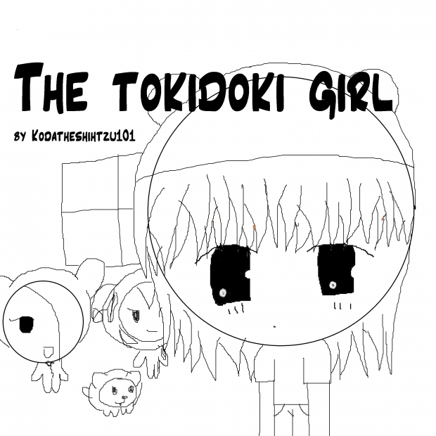 The tokidoki girl vol.1