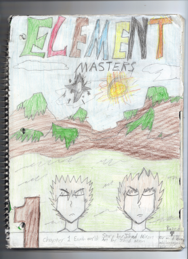 Element Masters - Volume 1 (Old Version)