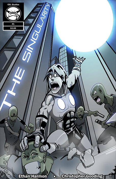 The Singularity Issue 1 preview
