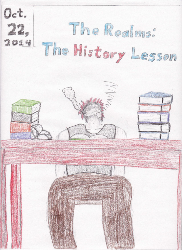 The Realms: The History Lesson - 003
