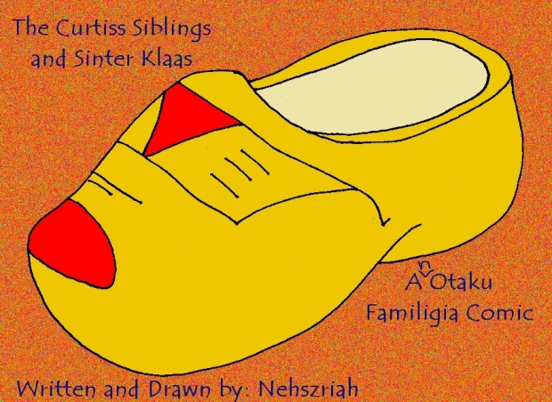The Curtiss Siblings and Sinter Klaas