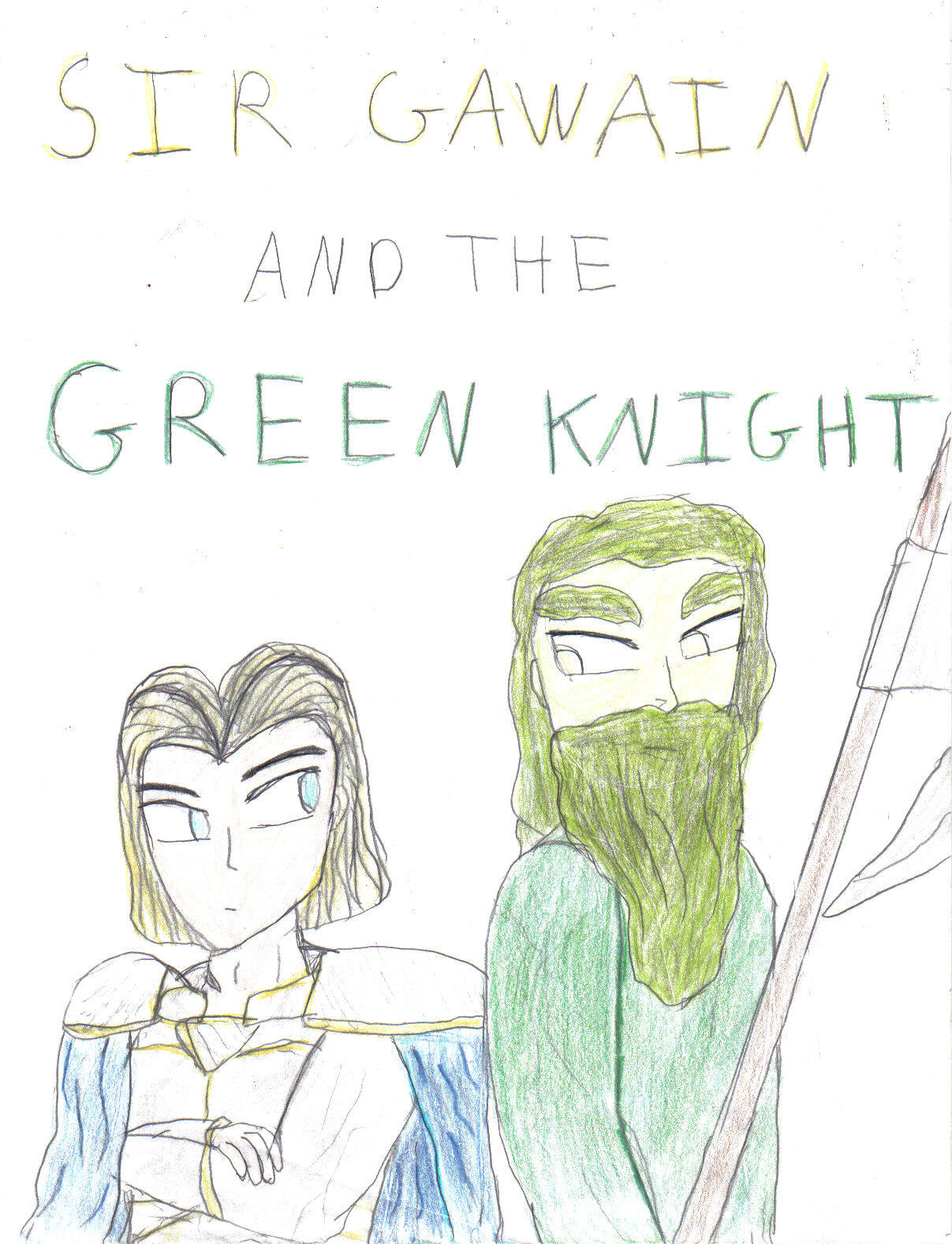 a test of the virtues of a knight in sir gawain and the green knight Chivalric test - lady bertilak tests the limits of knightly virtue to bring gawain down sir gawain and the green knight is justifiably famous for many things one of.