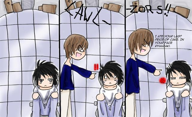 Funny Anime Comics. just too funny to me xD
